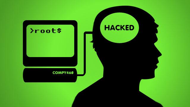 Хакеры нацелились на человеческий мозг