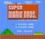 Super Mario Bros против пиратства