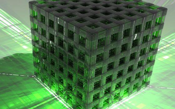 3D сайт