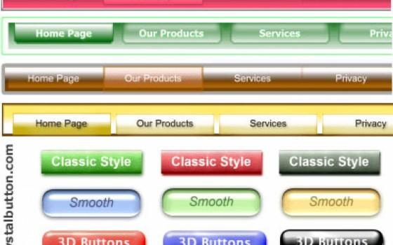 Программы для создание кнопок для сайтов создание флеш анимации на сайт