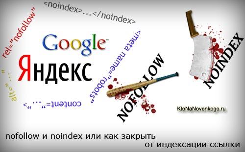 Как настроить блог для правильной индексации поисковыми системами
