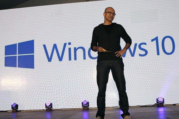 CEO Microsoft Сатья Наделла